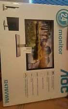 """AOC I2476VWM 24"""" IPS Full HD Monitor - 5ms VGA HDMI (NEW)"""