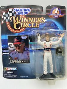 1998 Winners Circle Starting Lineup Series 1 Dale Earnhardt FREE SHIPPING