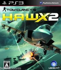Used PS3 H.A.W.X 2 SONY PLAYSTATION 3 JAPAN JAPANESE IMPORT