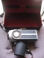 EUMIG viennette super 8 vintage Movie Camera Caméra + box original!