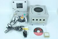 Nintendo Gamecube Console DOL-001 Gameboy player Tested working japan