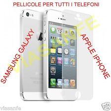 Pellicole Fronte Per Apple iPhone 3GS 4S 5S 6 Plus Samsung Galaxy S2 S3 S4 S5 S6