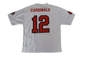Starter Mens NCAA Louisville Cardinals #12 Football Jersey NWT M, L, XL