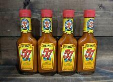 Heinz 57 Sauce, Great on Chicken, Steak And pork, 4 Bottles, 5 oz each