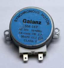 Drehteller Turn Table Synchronmotor für Mikrowelle AC 30V 3W  SM-16T Galanz