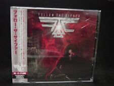 FOLLOW THE CIPHER ST JAPAN CD + DVD Orphan Gypsy Hostile Sweden Power Metal