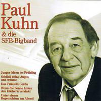 PAUL KUHN & die SFB-Bigband 16 Tracks CD NEU & OVP Laserlight / Delta 2006