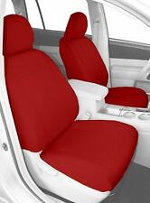 CalTrend Front Row Bucket Custom Fit Seat Cover for Ford Bronco 1992-1996