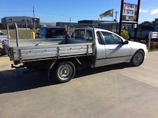 Bf one tonner 2006dedicated gas 3seater column auto reg to10/19 sold reg and rwc