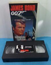 VHS CLASSIC JAMES BOND 007 COLLECTION VINTAGE - PANORAMA PARA MATAR
