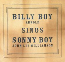 Billy Boy Arnold - Billy Boy Sings Sonny Boy [New CD]