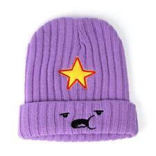 Adventure tiempo Beanie-Lumpy Princess-Ventilador de Estrella Púrpura Beanie-Finn Jake Bmo