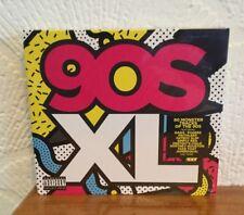 90s XL (Various Artists)  4 CD SET (2017) 80 monster tracks