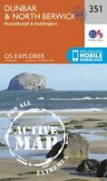 Dunbar and North Berwick by Ordnance Survey 9780319472224 | Brand New