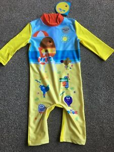 Boys Exstore Hey Duggee Swimsuit Size 18 - 24 months - New with Mark!!!