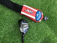 New Callaway XR16 OS LEFT HANDED no4 22 Degree Hybrid Regular Pro Shop