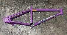 Og 86' Lavender Mongoose Fs1 Frame 80s Vintage Freestyle Bmx Decade/Torker/Haro