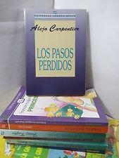LOS PASOS PERDIDOS - ALEJO CARPENTIER Spanish Literature Libros en Espanol