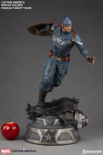 SIDESHOW CAPTAIN AMERICA BRAND NEW EXCLUSIVE VERSION STATUE