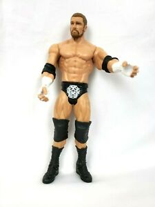Triple H HHH WWE WWF  Wrestling Action Figure Toy Collectible Mattel 2011