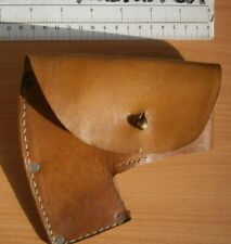 JNA YUGOSLAVIA ARMY AX AXE hatchet LEATHER CASE HOLDER HOLSTER POUCH AFTER WWII