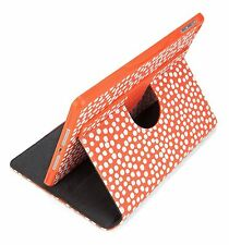 Targus Designer Coral Dots Versavu Rotating Folio Case for iPad Air THZ232D02US