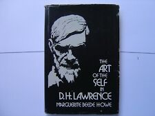 The Art Of The Self In D. H. Lawrence