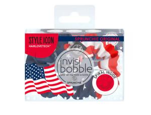 invisibobble Sprunchie Multipack Hair Elastics Americana - 2pc