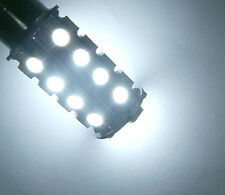 10x BA15S 1141 1156 bulb Interior light 30-5050SMD LED AC/DC12-24V, White #30AA