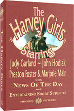 The Harvey Girls (1946) Judy Garland & John Hodiak DVD