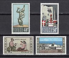 CYPRUS 1964 WINES OF CYPRUS MNH