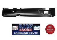 FORD FALCON XT XW XY LEFT HAND FLOOR PAN SEAT BRACE RAIL GT GTHO FAIRMONT GS
