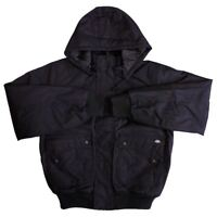 Dickies Masonville Zip Up Jacket Black