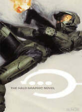 NEW The Halo Graphic Novel by Lee Hammock Marvel Bungie Comics