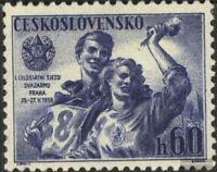 Tschechoslowakei 974 (kompl.Ausg.) postfrisch 1956 Armee