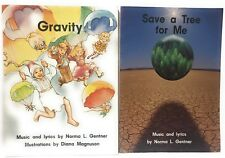 Teacher Oversize Big Books THE WRIGHT GROUP, The Song Books By Norma L Gentner
