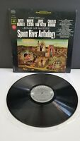SPOON RIVER ANTHOLOGY LP STAGE & SCREEN  OS 2410 NR.MINT CONDITION ORIGINAL