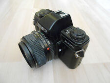 Fotokamera Minolta X-300s Objektiv Minolta MD 28mm.1:2,8 Japan