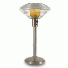 Lifestyle Stainless Steel Table Top Patio heater