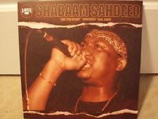 "SHABAAM SAHDEEQ - ARE YOU READY (12"")  1999!!!  RARE!!!  XZIBIT + ALCHEMIST!!!"