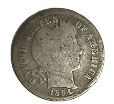 New listing 1894 Babrber Dime - G