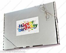 Retro Sweets Gift Box - 'Happy Birthday' Excellent Selection Gift Box, Gr8 Value