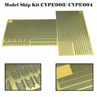 Universal Photo-Etched PE Handrail&Ladder for 1/350 Model Ship CYPE003 CYPE004