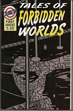 TALES OF FORBIDDEN WORLDS #1 CHARLTON REPRINT SILVER AGE SCI-FI HORROR 80 PG NM-