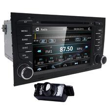 7''Car InDash DVD Radio Stereo Player GPS Navigator for Audi A4 S4 RS4 2000-2007