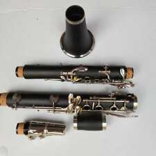 Professional A Key Clarinet Hard Rubber Good Material and Sound ,sales promotion