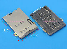 New SIM card reader tray holder for HUAWEI S7-721U MOTOROLA XT885 XT889 MT887