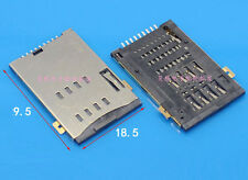 SIM card reader tray holder for HUAWEI S7-721U MOTOROLA XT885 XT889 MT887 SIM