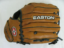 "Easton 11 1/2"" NAT115 All Leather Baseball Glove Mitt LHT Natural Series"