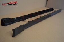 HONDA CIVIC FK2 TYPE R 2015 CARBON FIBER SIDE SKIRTS | EXCLUSIVE HZ PRODUCT